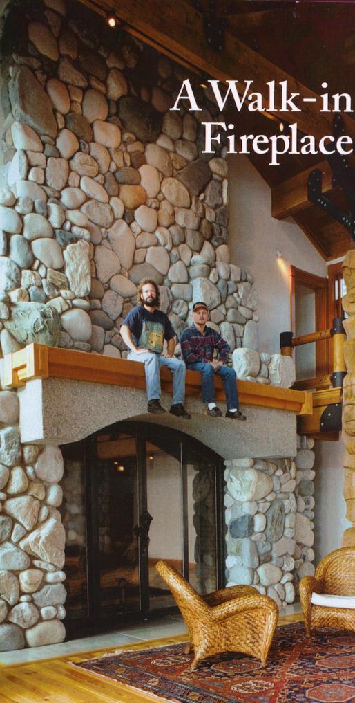Ten Foot Wide Rumford Fireplace