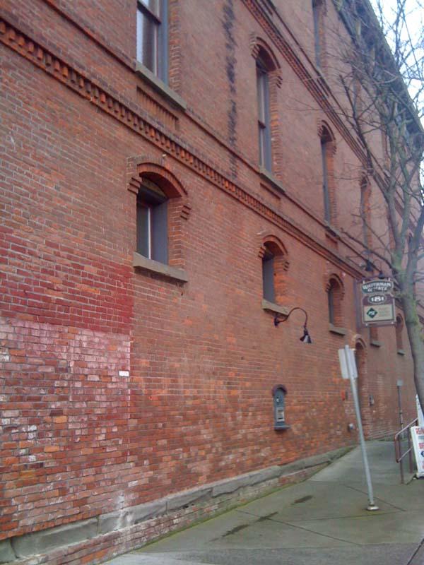 Port Townsend Brick