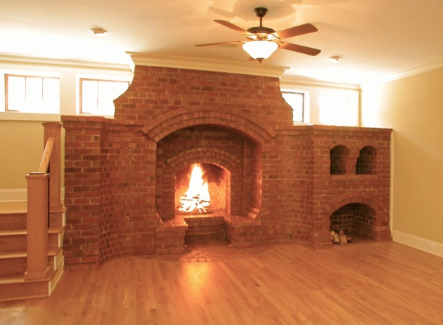 Chapman for Rumford fireplace kits