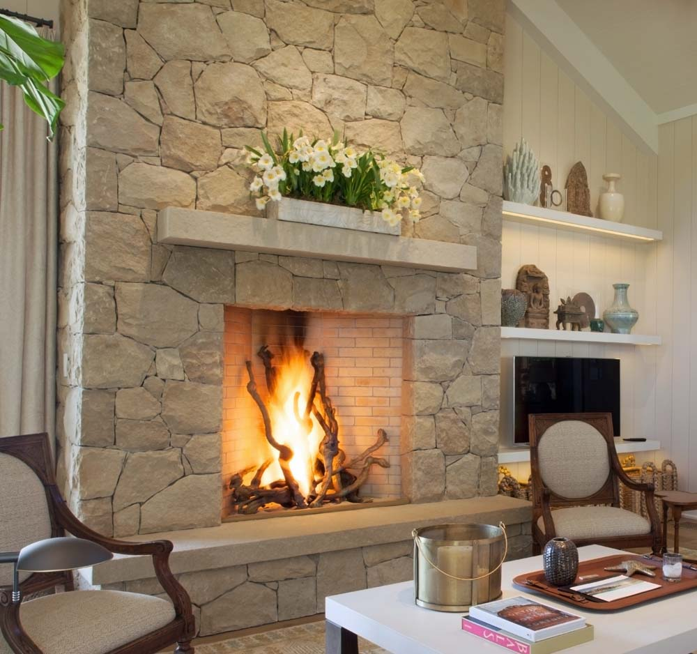 Gas rumfords for Rumford fireplaces