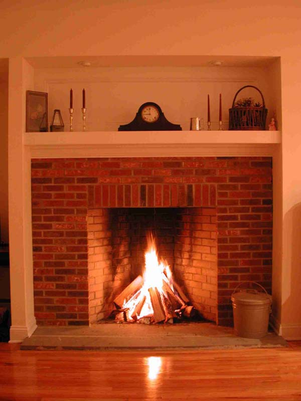 Rumford Fireplace Screens Images