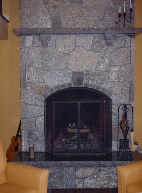 Gary jones for Rumford fireplace kits