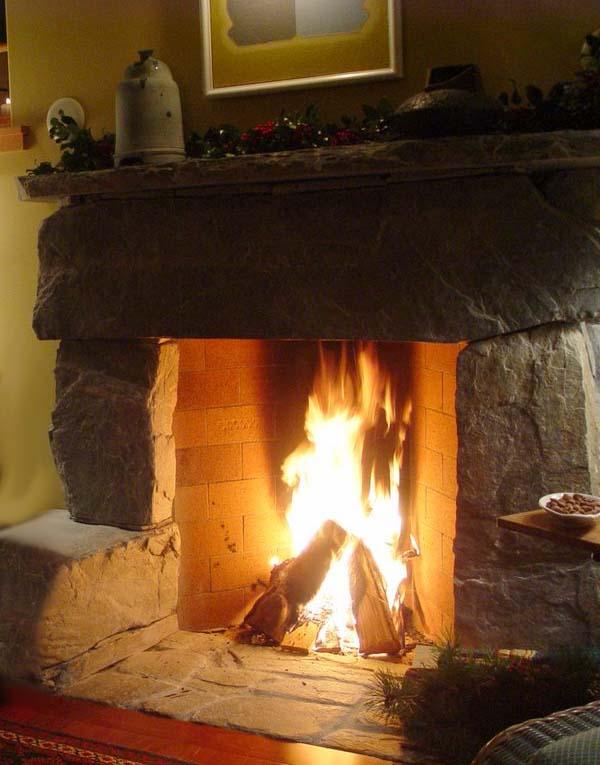 Kanestrom Fireplace