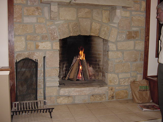 Smoky Fireplace Examples