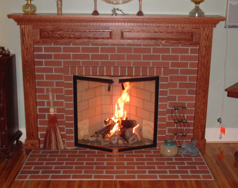 Rumford Fireplace Insert Images