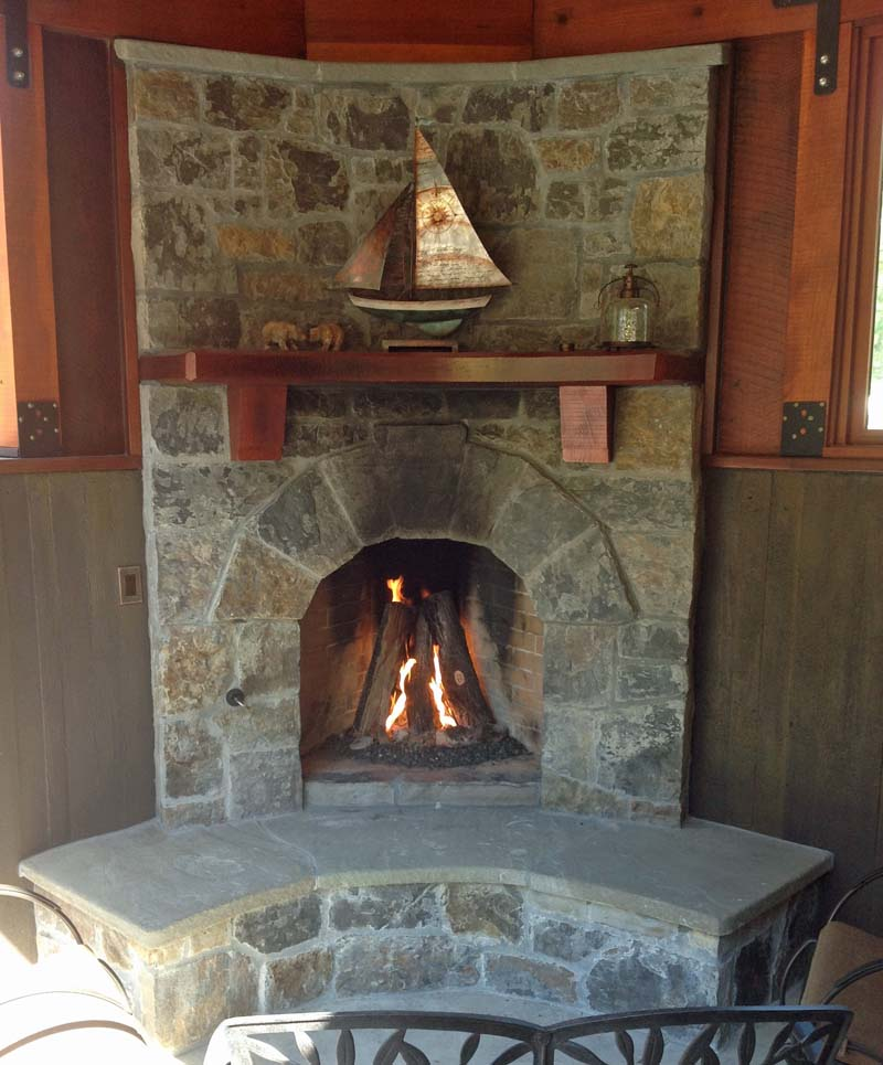 Rumford Fireplace Dimensions Images