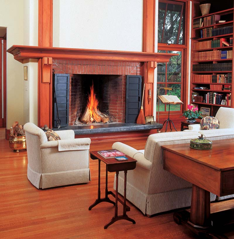 fireplace and chimney.  Fireplace Chimney Codes