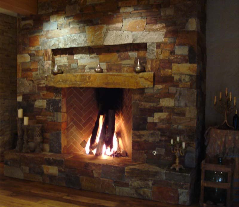 Real Wood Burning Fireplaces Rumford Dealers