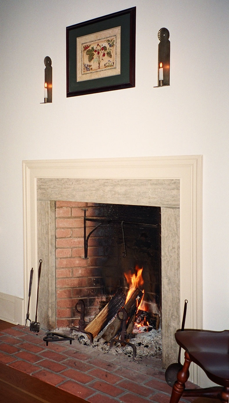 Traditional rumfords for Rumford fireplaces