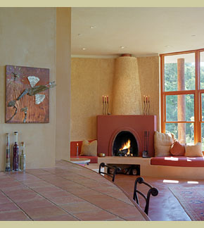 Architects and Designers Who Specify Rumford Fireplaces on