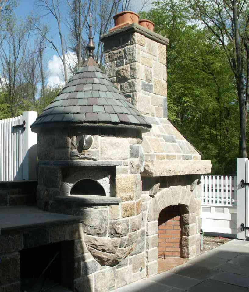Outdoor: Our French Inspired Home: Our French Inspired Fireplace Mantel