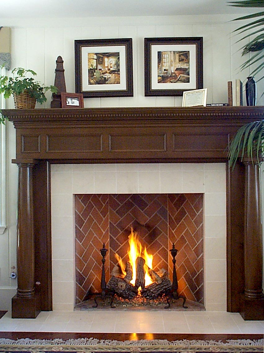 Gas Rumford Fireplaces