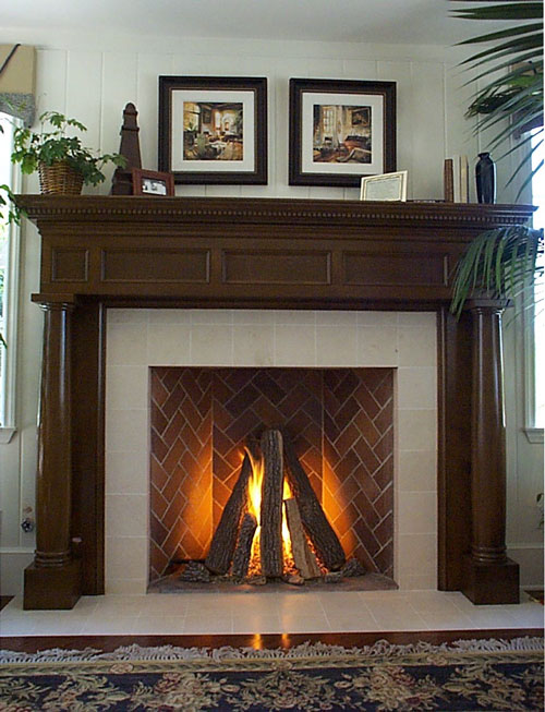 Rumford Fireplaces Superior Clay