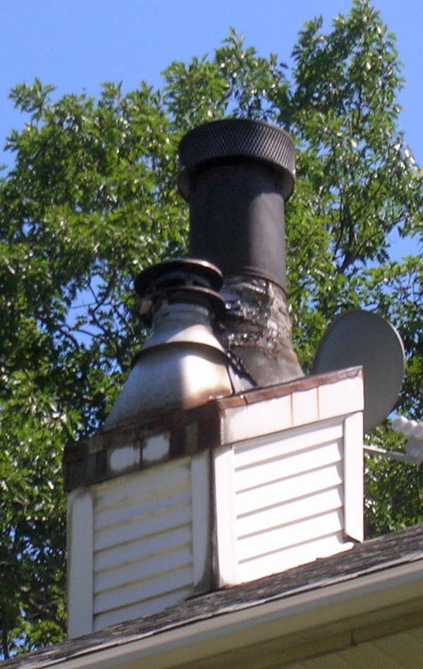 Metal Chimney Comment