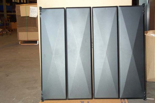 Rumford Fireplace Doors