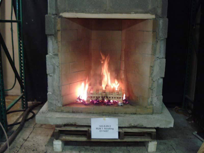 Wood Burning Emissions ~ Fireplace emissions